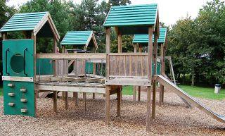 Wimpole Hall Woodland Playground