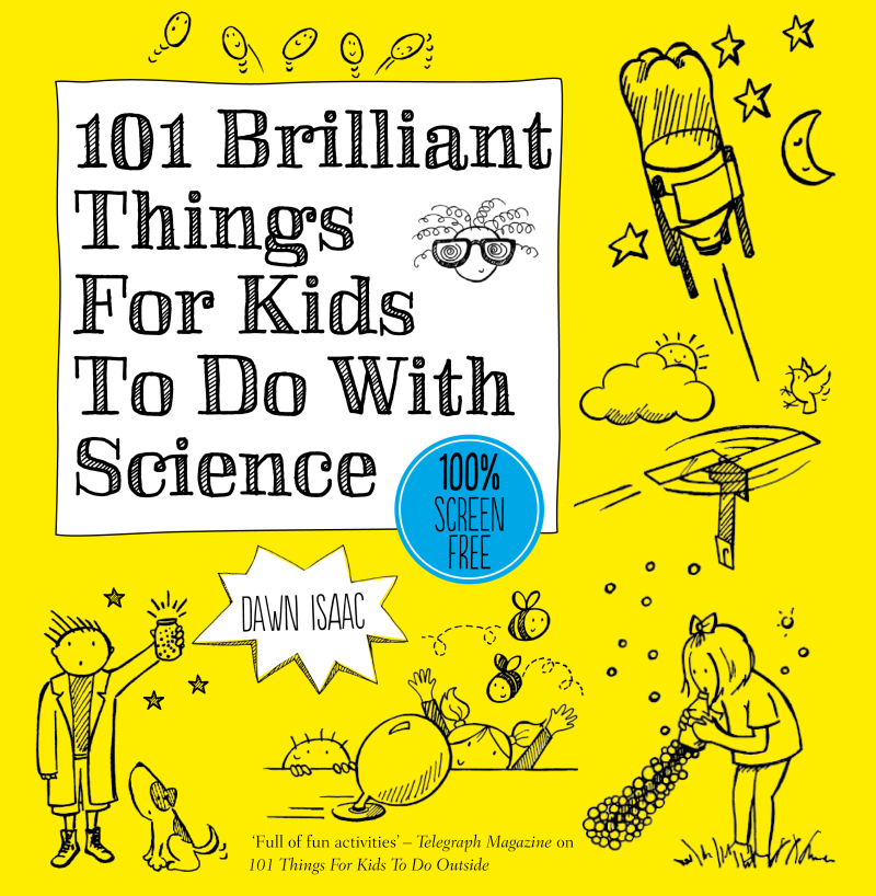 101 Things Science cover